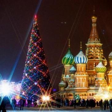 «Новый год по-русски»  (VIP-тур)
