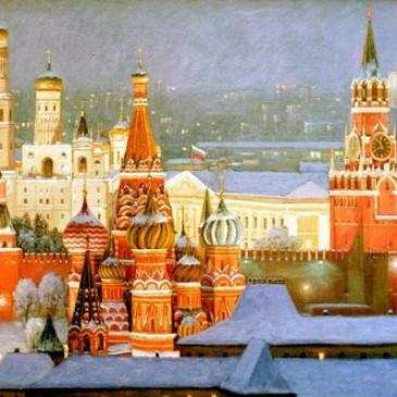 «Увлекательное путешествие в снежную Россию»  (VIP-тур)