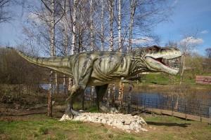 В Котельнич к динозаврам