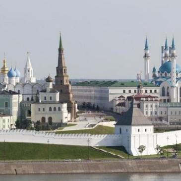 Путешествие в Казань, 1 день(с ночным переездом)