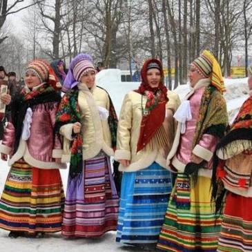 Cборный тур «Масленица в Ошети»
