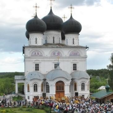 Экскурсия в Великорецкое
