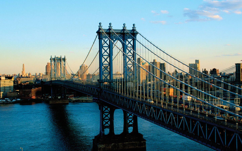 Vistas-del-puente-de-Manhattan-desde-Brooklyn