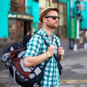 Прием иностранных туристов